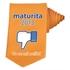 Obrázek Maturitní kravaty jednobarevné