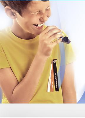 Obrázek Látkové stužky pro páťáky