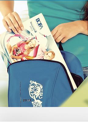 Obrázek Školní absolventské batohy