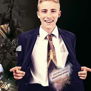 Obrázek Maturitní kravaty plnobarevné