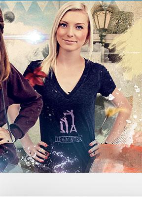 Obrázek Maturitní trička DEEP VEE II