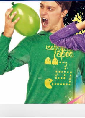 Obrázek Absolventská trička s kapucí HOOD
